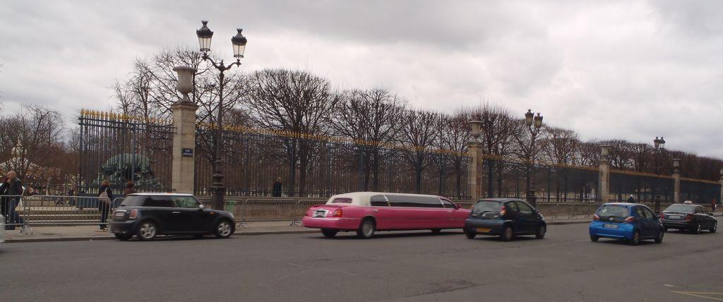 Les vendéens à Paris