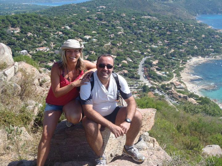 Nos vacances aux Tournels par Monsieur Cigale...