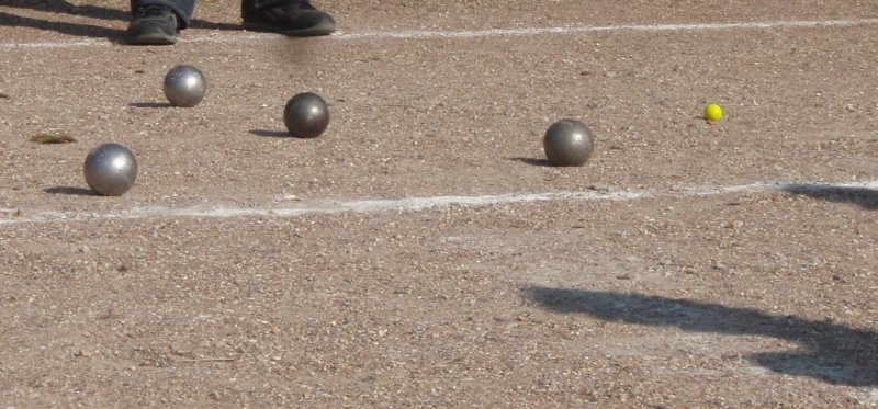 Qualification petanque triplette 2010 CD78  Fan2taz ~ Natureo Clayes Sous Bois