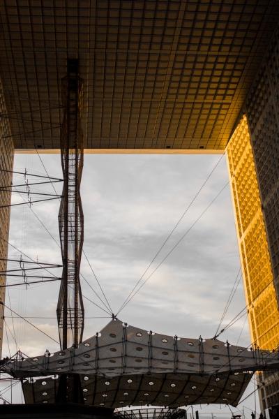 Paris 2017 - La Défense - Grande arche