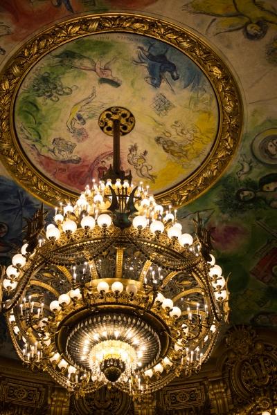 Paris 2017 - Opéra Garnier - Chagall