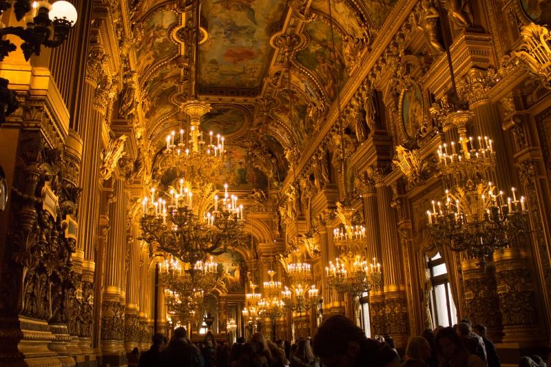 Paris 2017 - Opéra Garnier - Lustre
