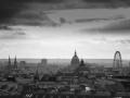 Paris 2017 - vue terrasse galerie lafayette