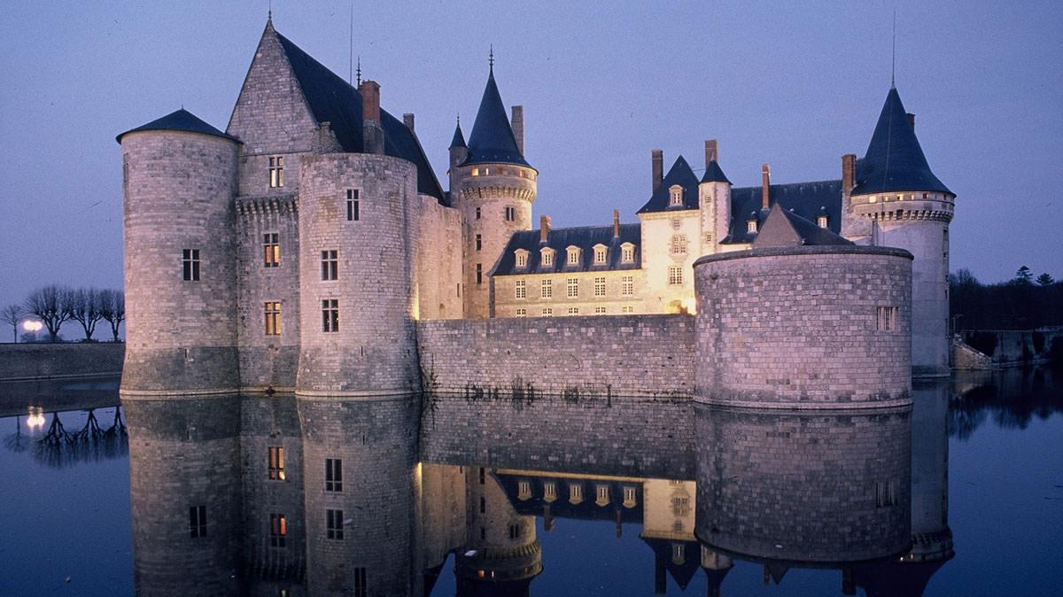 Vue extérieure chateau de Sully - photo DC (74)
